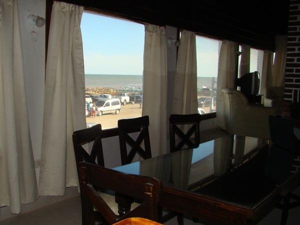 Pinamar living vista al mar