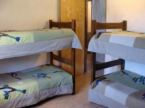 dormitorio cuchetas